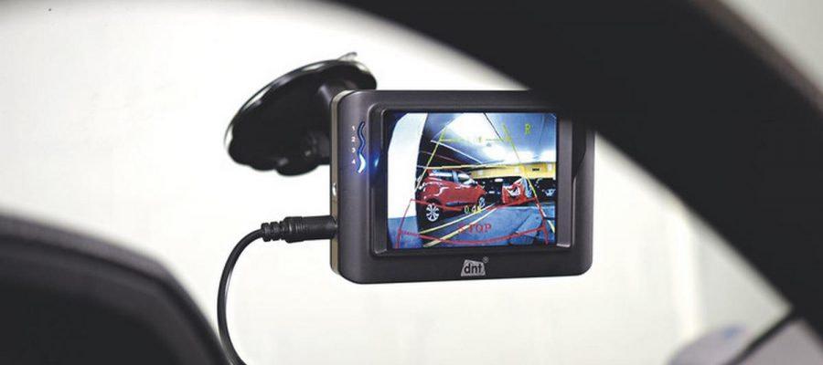 Samochodowe kamery cofania