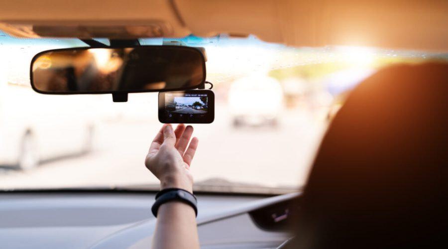 Samochodowy wideorejestrator